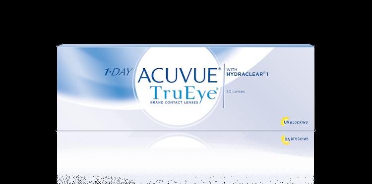 1-DAY ACUVUE ® TruEye ® – Lenti a contatto giornaliere per miopi e ipermetropi