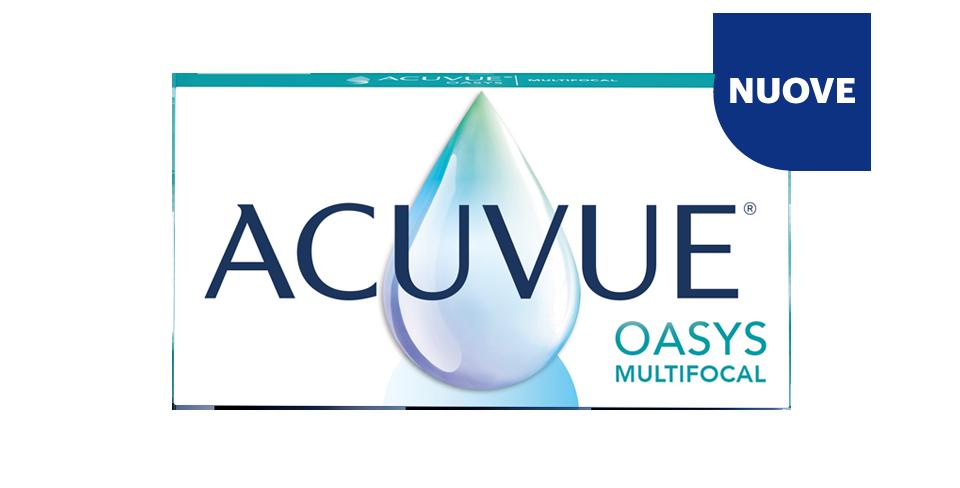 ACUVUE® OASYS MULTIFOCAL
