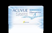 ACUVUE® OASYS for ASTIGMATISM con tecnologia HYDRACLEAR® PLUS – Lenti a contatto toriche quindicinali per astigmatismo