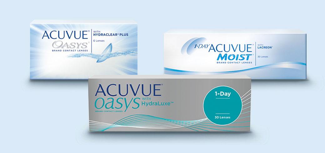 Prodotti Acuvue®